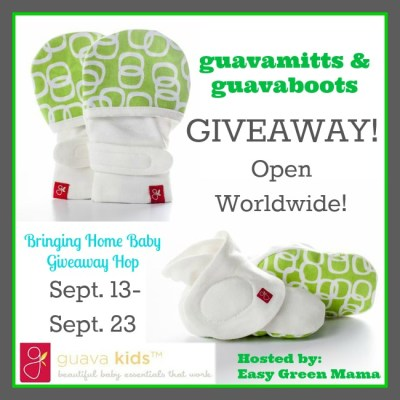 guavamitts & guavaboots Giveaway!