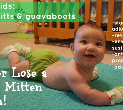 Never Lose a Baby Mitten Again!