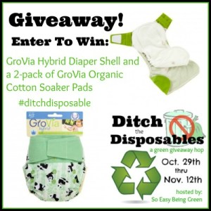 Ditch the Disposables Giveaway
