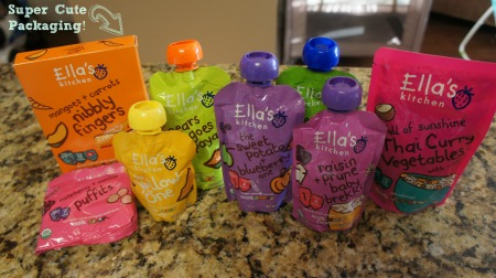 Ella's Kitchen Review & Giveaway!