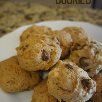 Double Chocolate Chip Cookies Recipe ~ Gluten Free