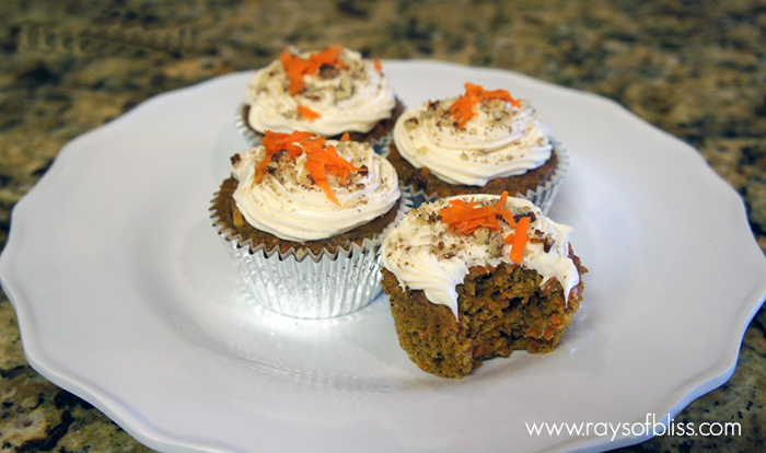 Carrot Cake Mix For Other Baking Recipes