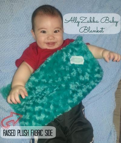 raised plush fabric