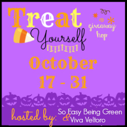Treat Yourself Giveaway HopTreat Yourself Giveaway Hop