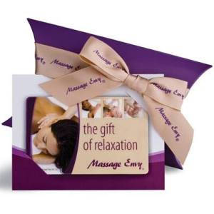 DFW Massage Envy Holiday Gift Card Special