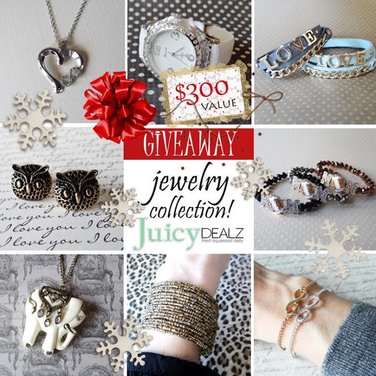 JuicyDealz Giveaway