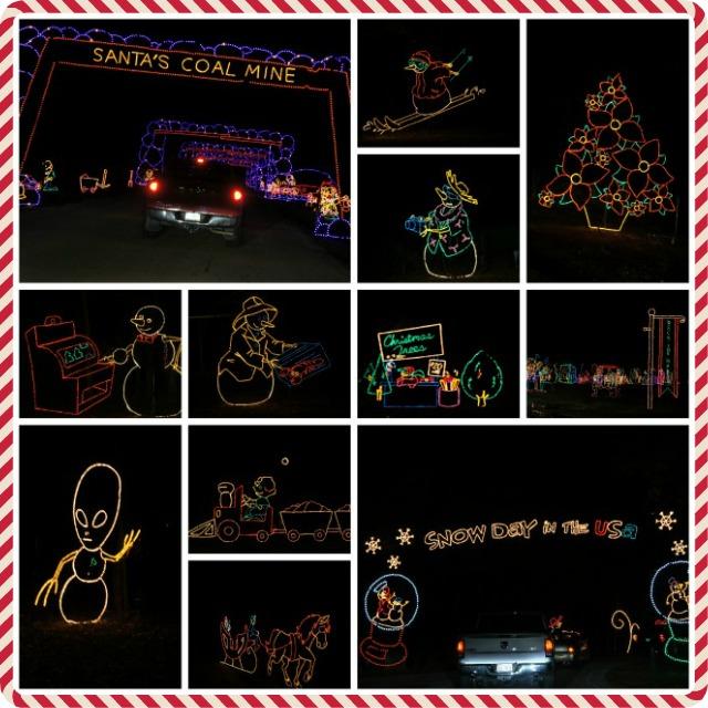 Prairie Lights Displays