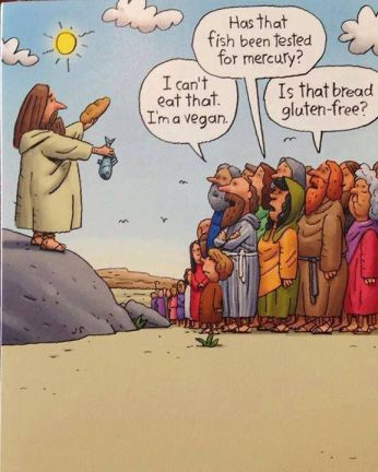 Gluten Free Comic