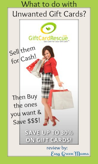 What to do with Unwanted Gift Cards GiftCardRescue.com