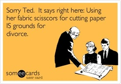 Sewing Humor from someecards