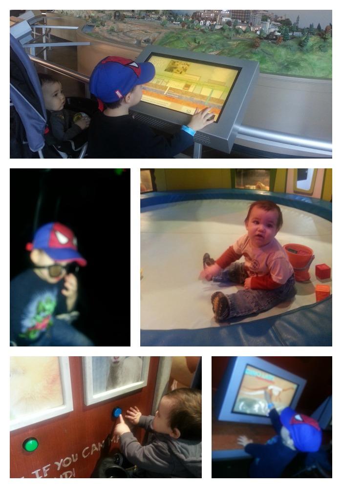 Museum Collage