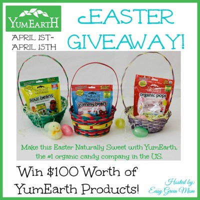 YumEarth Easter Giveaway Event
