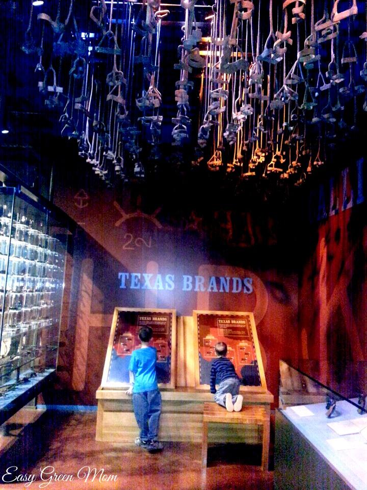 texas brands
