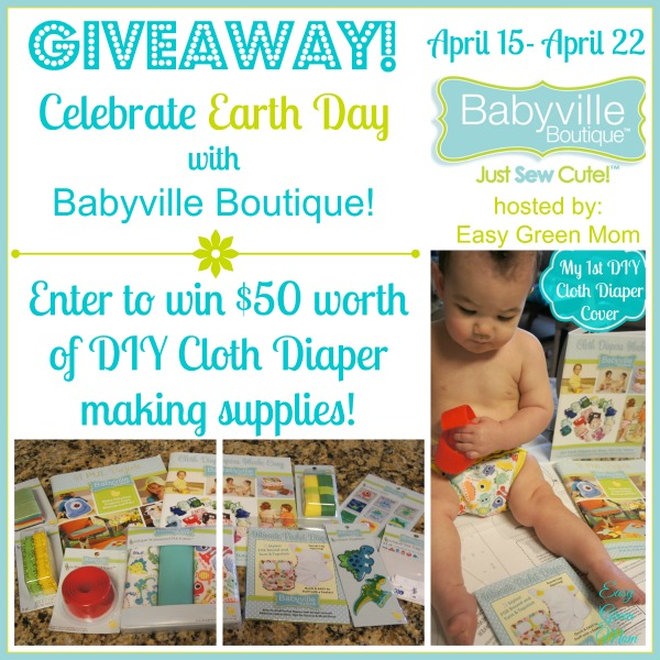 Babyville Boutique Giveaway hosted by rays of bliss