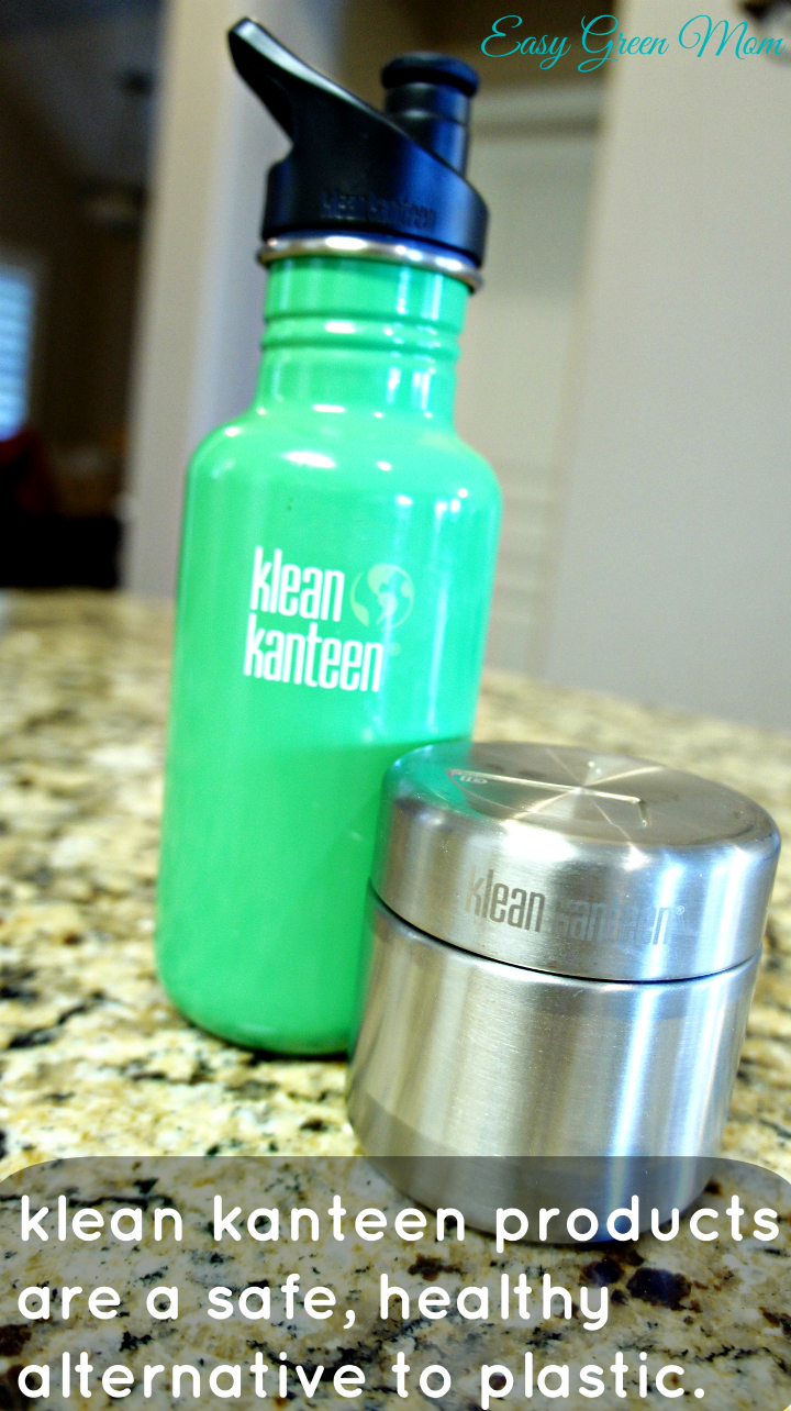 Klean Kanteen Single-Wall Canister and Kid Kanteen w/ Sport Cap Review