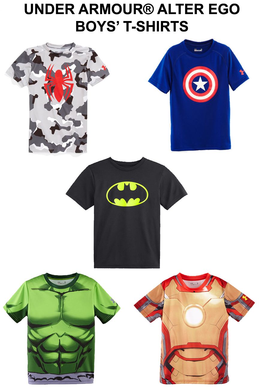 Boys' Under Armour Alter Ego T-shirts