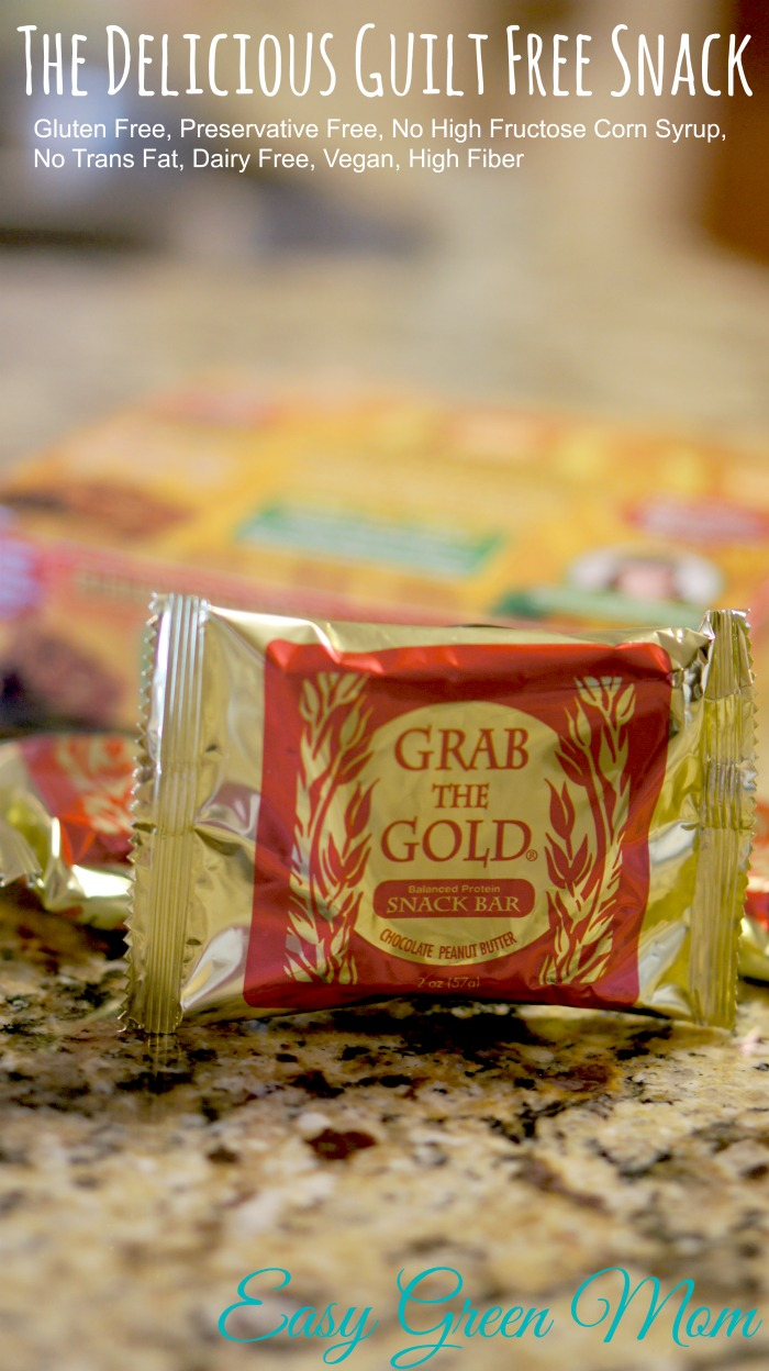 Grab the Gold Protein Bars Review