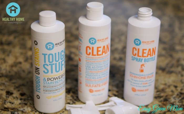 Healthy Home Company Cleaning Products
