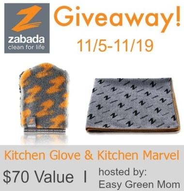 Zabada Giveaway!