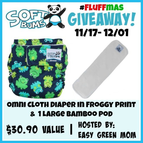 fluffmas giveaway