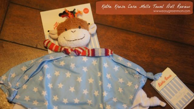 Käthe Kruse Cara Mello Towel Doll Review