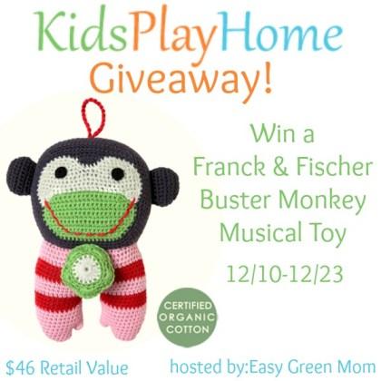 KidsPlayHome Giveaway
