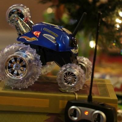 MerchSource Tumbler R/C Review ~ #ChosenByKids ~ Walmart Toyland Event