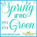 Spring into Green Button