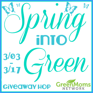 Blogger Sign Ups: Spring into Green Giveaway Hop