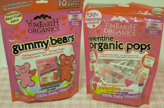 YumEarth Organic Valentine's Day  Candy