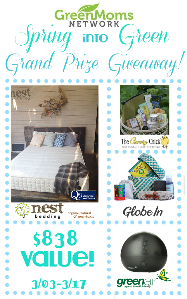 Spring into Green Grand Prize Image