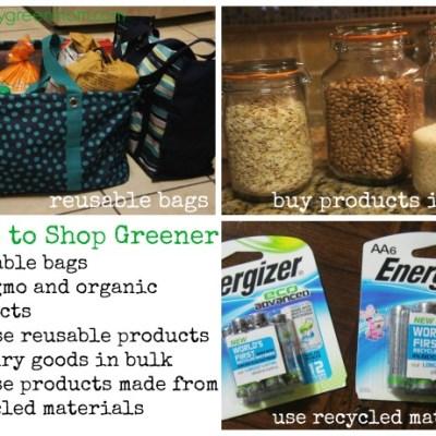 5 Easy Eco-friendly Shopping Tips  #BringingInnovation