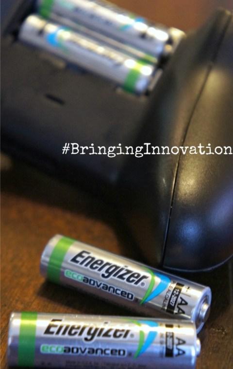 new Energizer EcoAdvanced Batteries