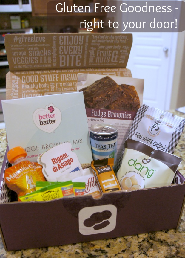 Discover & Enjoy New Gluten-Free Goodies with Taste Guru!