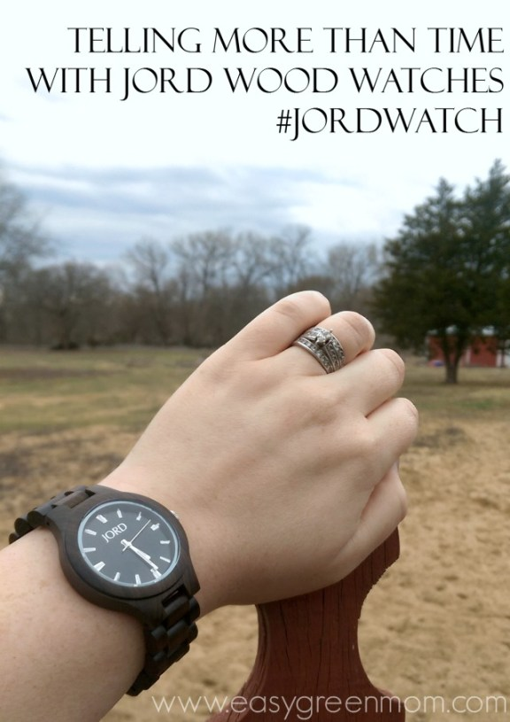 Telling More Than Time with My Jord Wood Watch #jordwatch