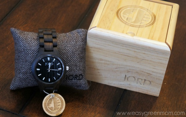 JORD WOOD WATCH CASE
