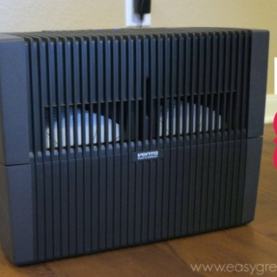 Venta Airwasher Review! Humidify and Purify Your Air!
