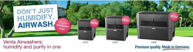 Venta Airwashers