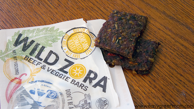 #WOW Wild Zora meat & veggie bar