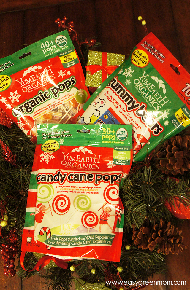 yumearth organic holiday candy