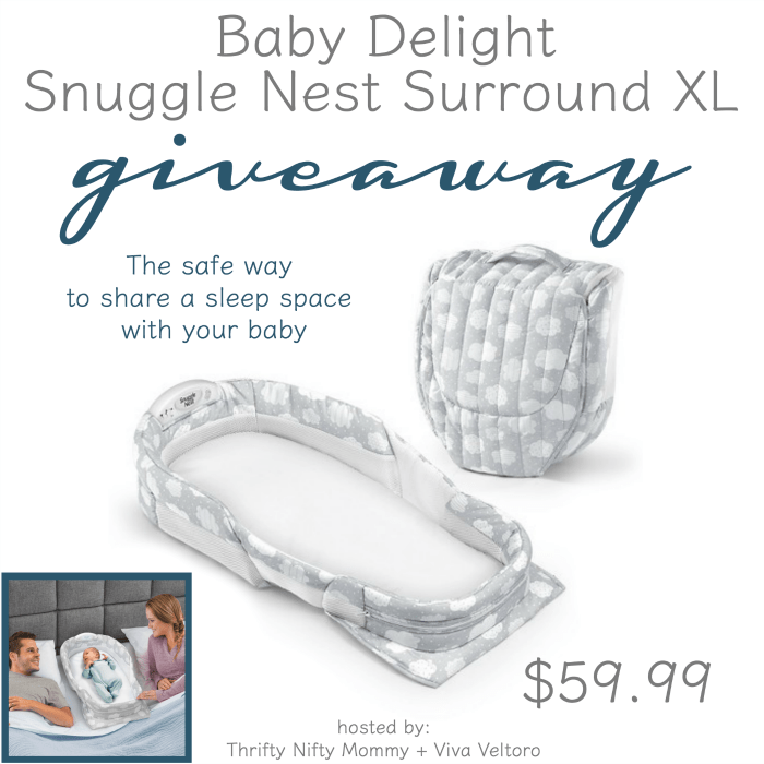 Snuggle Nest Giveaway