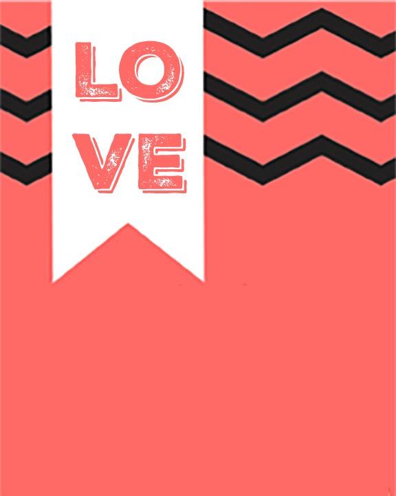Pink LOVE Valentine