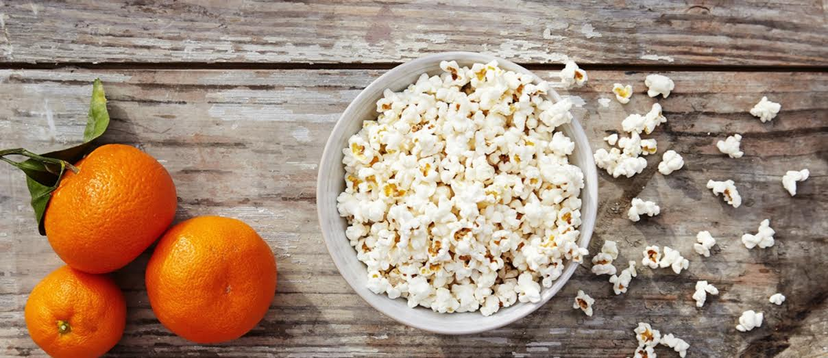 Summer Kickoff Giveaway popcorn