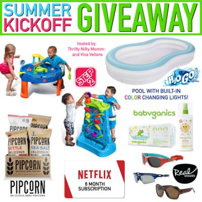 Summer Kickoff Giveaway!
