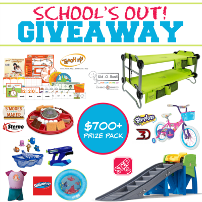 School's Out Giveaway