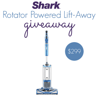 Shark Rotator Powered Lift-Away Speed Giveaway