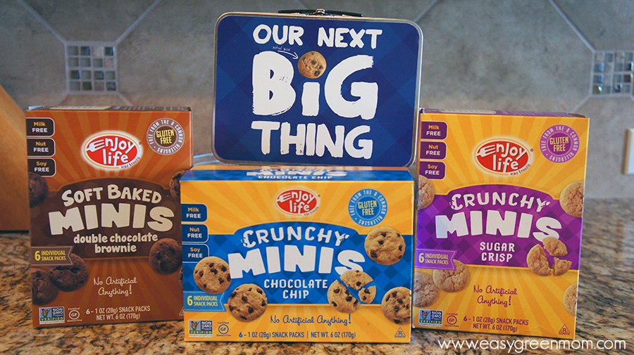 enjoy life foods new mini cookies