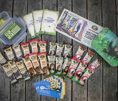 Get Kids Playing Outside with Ecokeepers + Nature's Path EnviroKidz Ecokeepers Kit Giveaway