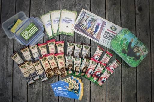 Nature's Path EnviroKidz Ecokeepers Kit