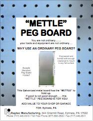 Raytec-Peg-Board-Literature
